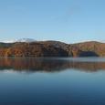 野尻湖、飯縄山